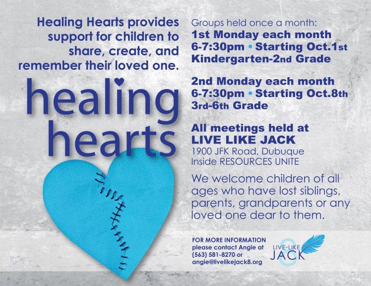 Healing Hearts Info